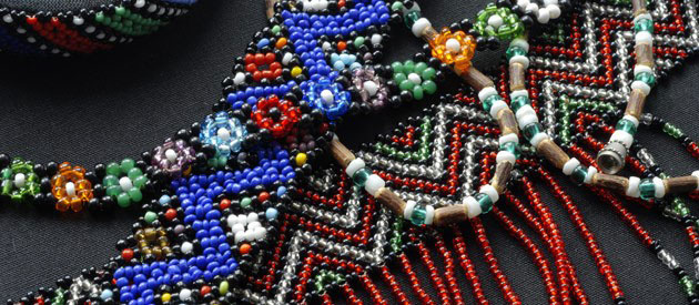 Beaded Jewellery Work