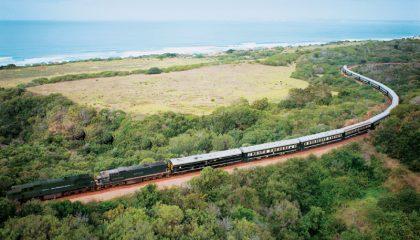 Golf Garden Route Shongololo Express