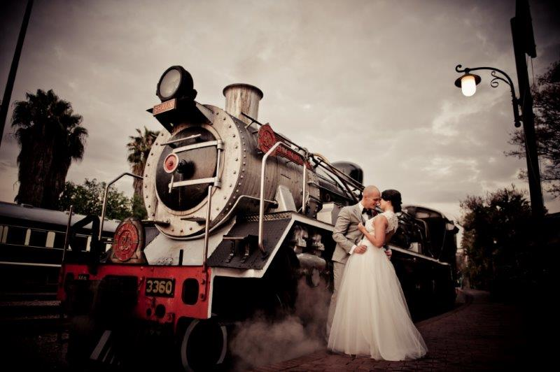 Romance Meets Exclusivity With Weddings - Rovos Rail