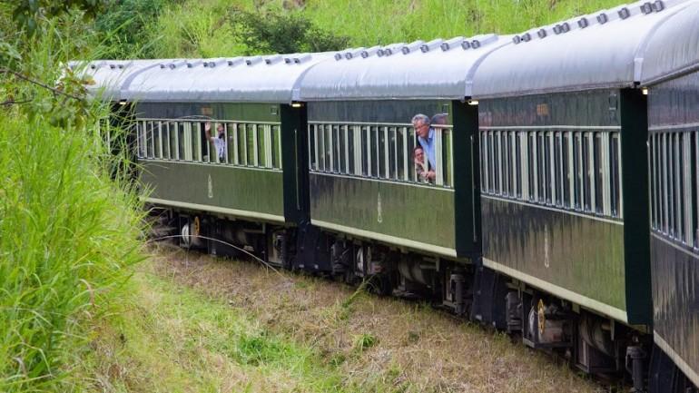 Rovos Rail Dar es Salaam
