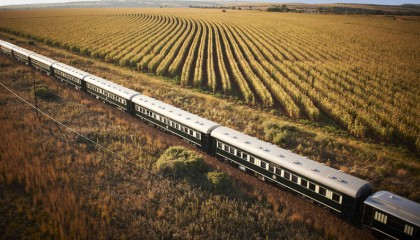 Rovos Rail Pretoria to Victoria Falls