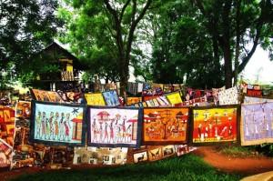 Displaying African Art