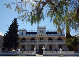 Matjiesfontein - The Lord Milner Hotel
