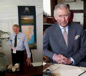 Prince Charles look alike