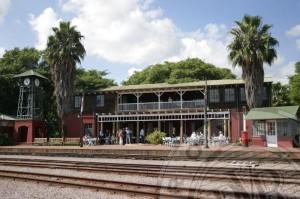 Rovos Rail Station
